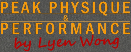 Peak Physique & Performance by Lyen Wong
