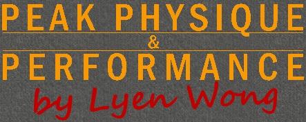 Peak Physique & Performance by Lyen Wong